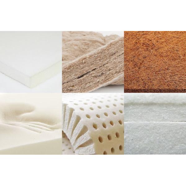 Наполнители для диванов: характеристики и критерии выбора материалов