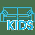 Угловые диваны в детскую
