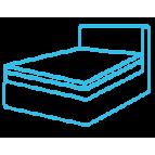 Топери для ліжка