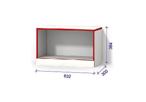 Модульна система 1 з дверцятами - Модуль 2